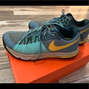 Nike wild horse trail shoes